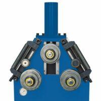 Metallkraft PRM 50 FH egyengető görgő nyitott szelvényekhez