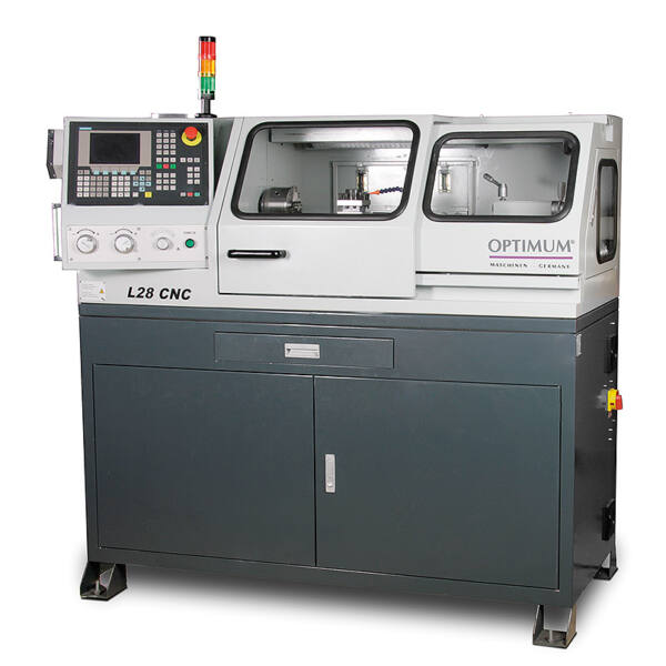 OPTIturn L28 CNC Eszterga