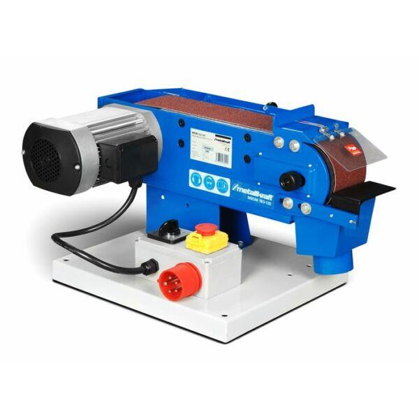 Metallkraft MBSM 100-130-2 szalagcsiszológép