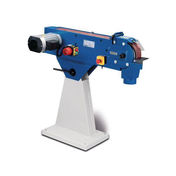 Metallkraft MBSM 75-200-2 szalagcsiszológép