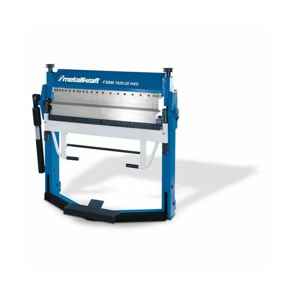 Metallkraft FSBM 1020-25 E lemezhajlító gép