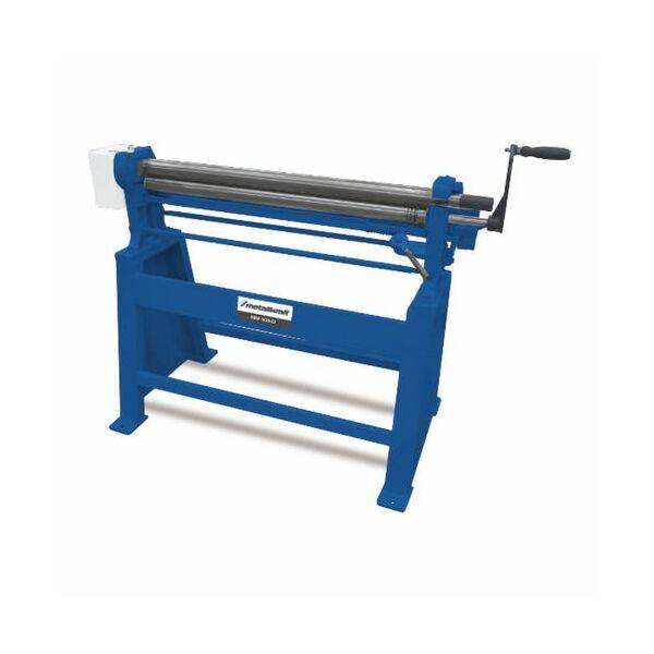 Metallkraft RBM 1050-10 lemezhengerítő