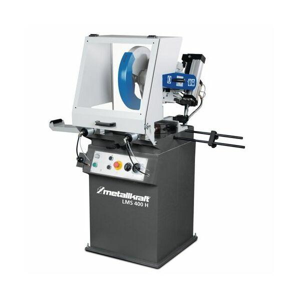 Metallkraft LMS 400 H fűrésztárcsás darabológép