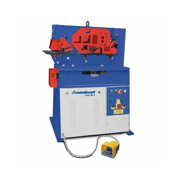 Metallkraft HPS 40S hidraulikus lyukkinyomó