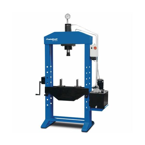 Metallkraft WPP 50 M elektro-hidraulikus prés
