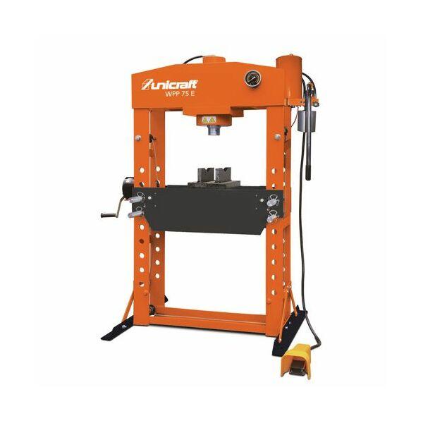 Unicraft WPP 75 E hidraulikus műhelyprés