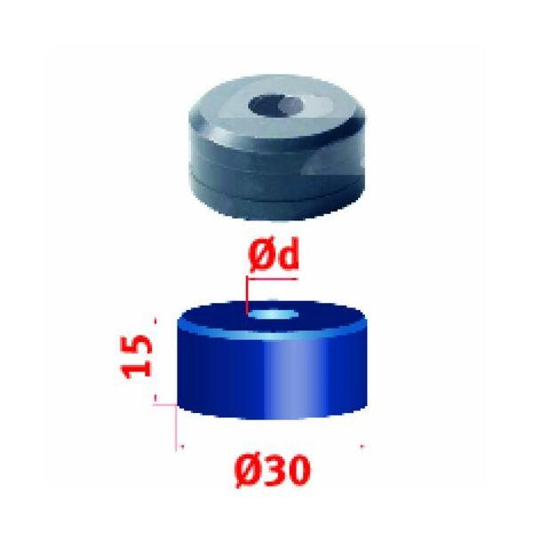 Metallkraft körkivágó matrica Nr.30 Ø 16,2mm