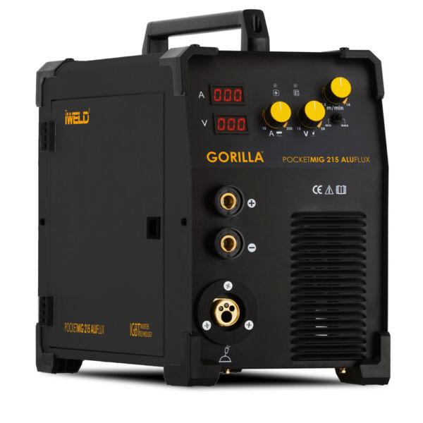 Gorilla Pocketmig 215 Aluflux