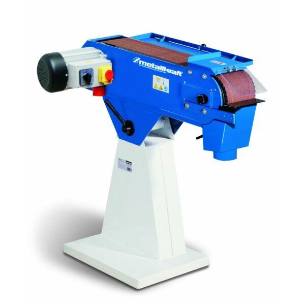 Metallkraft MBSM 150-200-2 szalagcsiszológép
